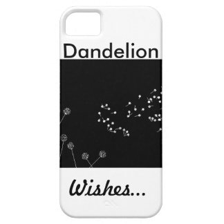 Dandelion Wishes Iphone case