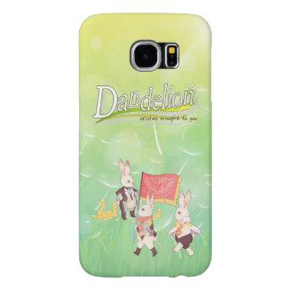 Dandelion Wishes Samsung Case