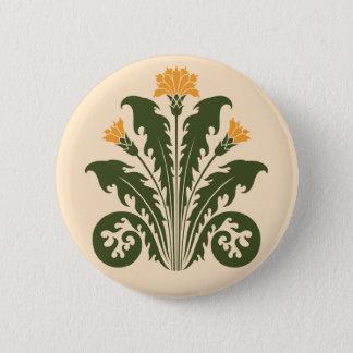 Dandelions 2 Inch Round Button