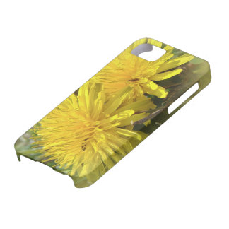 Dandelions - A Sunny Hi iPhone 5 Cover