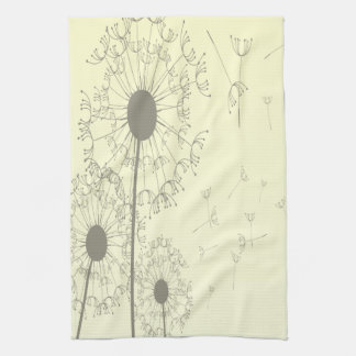 Dandelions Kitchen Towel