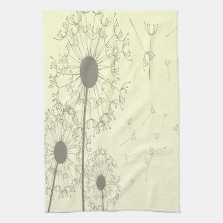 Dandelions Towels