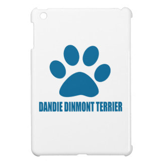 DANDIE DINMONT TERRIER DOG DESIGNS iPad MINI CASE