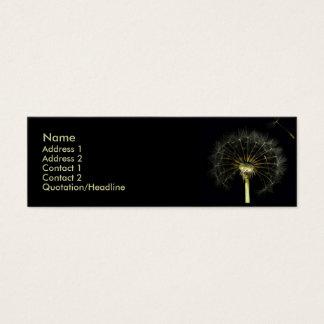 Dandilion Profile Card