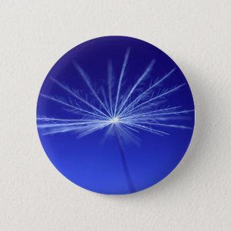 Dandilion Seed 2 Inch Round Button