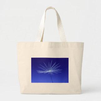 Dandilion Seed Large Tote Bag