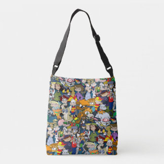 Dandy and Company Cast Tote