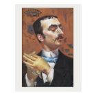 Dandy by Giovanni Boldini Postcard
