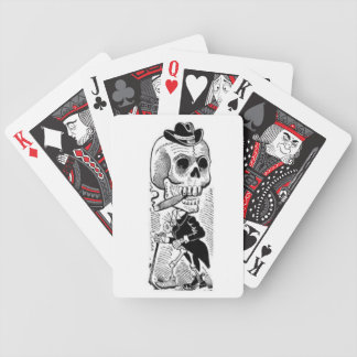 Dandy Calavera playing cards