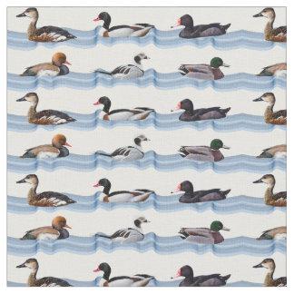 Dandy Ducks Fabric