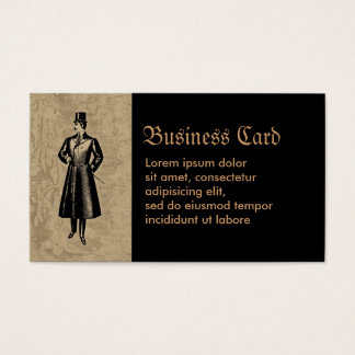 Dandy Gent Business Card