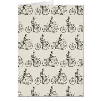 Dandy Horses (Vintage Bicycles) Card