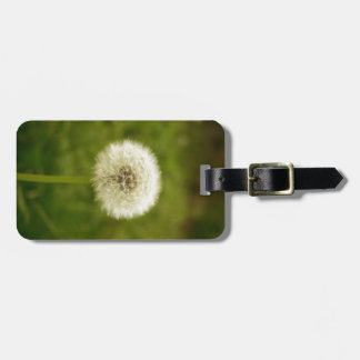 Dandy Lion Luggage Tag