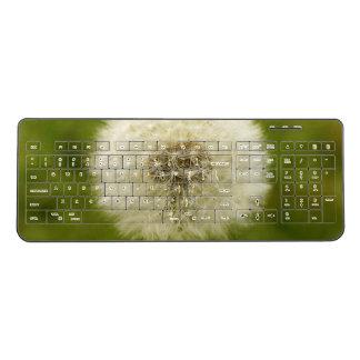 Dandy Lion Wireless Keyboard