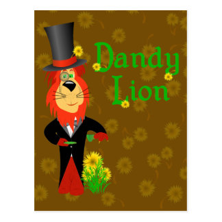 Dandylion Postcard
