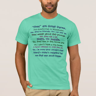 Dane Answers T-Shirt