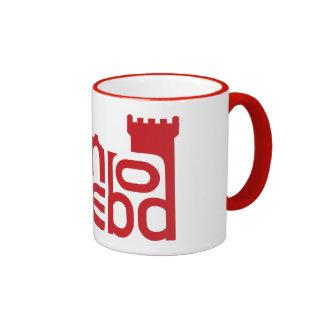 Danebod Red Logo Mugs
