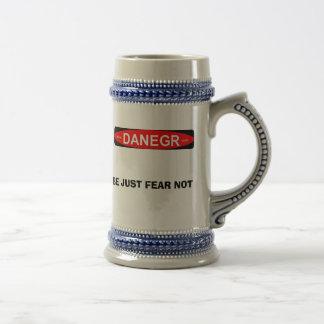 danegr logo beer mug