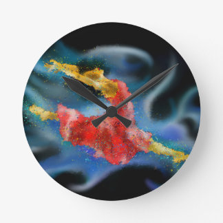 Danerossia V1 - the dance Round Clock