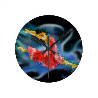 Danerossia V1 - the dance Wall Clock