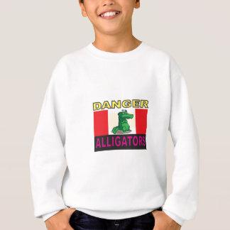 danger aligators sweatshirt
