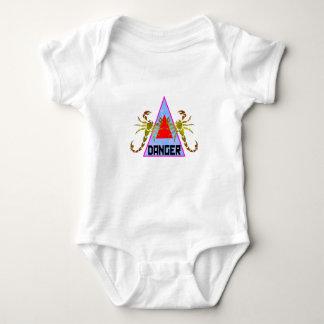 Danger Baby Bodysuit