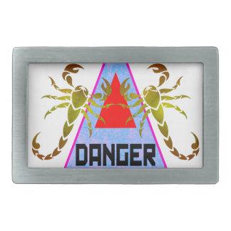 Danger Belt Buckles
