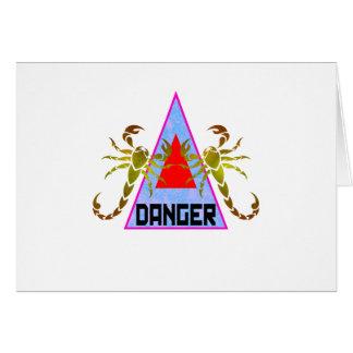Danger Card