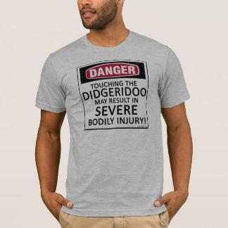 Danger Didgeridoo T-Shirt