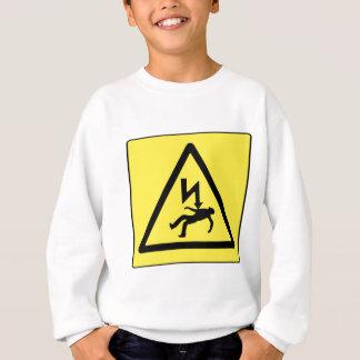 Danger Electricity Sweatshirt