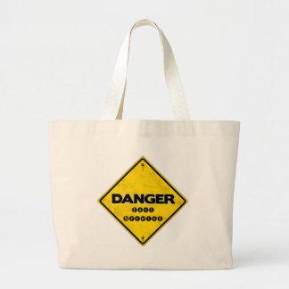 Danger Fart Brewing Tote Bags
