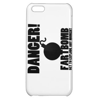 Danger!  Fartbomb to Explode iPhone 5C Case
