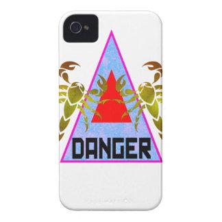 Danger iPhone 4 Case-Mate Cases