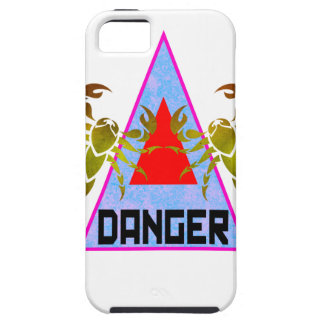 Danger iPhone 5 Case