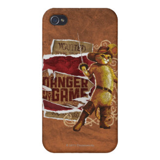 Danger Is My Game 2 Case For iPhone 4