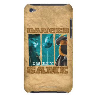 Danger Is My Game Barely There iPod Covers