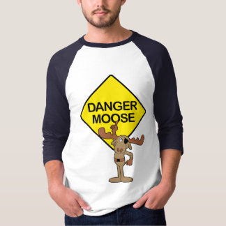 Danger Moose T-Shirt