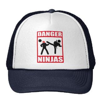 Danger Ninjas Casquette De Camionneur