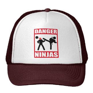 Danger Ninjas Casquette Trucker