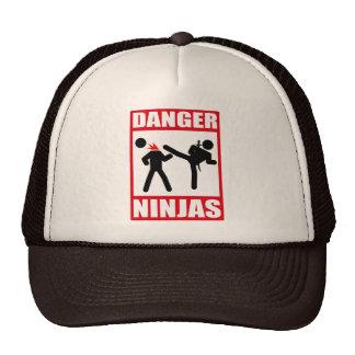 Danger Ninjas Casquettes