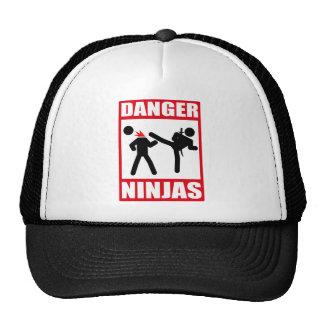 Danger Ninjas Casquettes De Camionneur