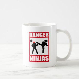 Danger Ninjas Mug À Café