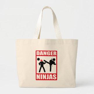 Danger Ninjas Sac En Toile