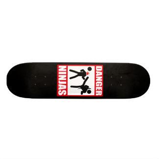 Danger Ninjas Skate Decks