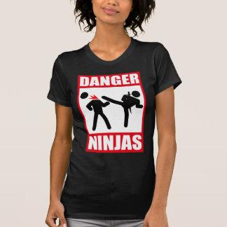 Danger Ninjas T-shirts