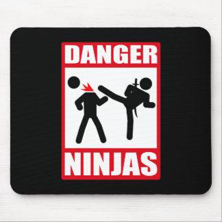 Danger Ninjas Tapis De Souris