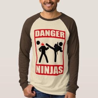Danger Ninjas Tee-shirt