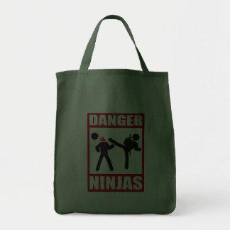 Danger Ninjas Tote Bag