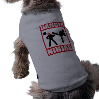 Danger Ninjas Vêtement Pour Chien