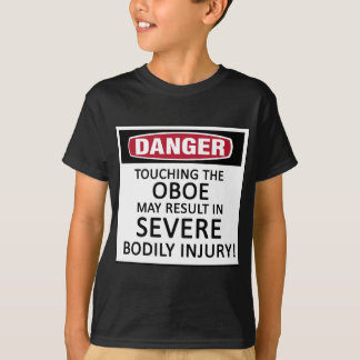 Danger Oboe T-Shirt